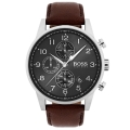 2307Hugo Boss Navigator HB1513494 44 mm-0